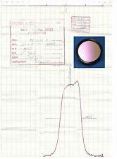 11 Um Bandpass Filter 25 Mm Dia Ealing Laser Optical Interference Avlis