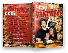 ECW Wrestling: Heatwave 1995 DVD-R, Luna Vachon Stevie Richards Axl Rotten Raven
