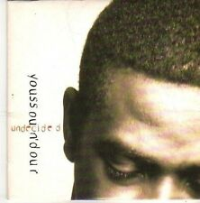 (BZ907) Youss Oun'dour, Undecided - 1994 CD