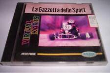 VIRTUAL KARTS gioco pc originale completo sport corse game