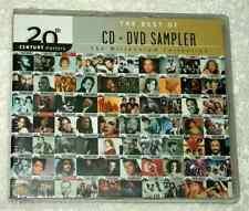 THE BEST OF CD + DVD SAMPLER - MILLENNIUM COLLECTION - LYNYRD SKYNYRD/KISS/CHER