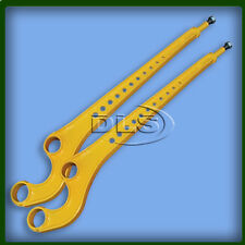 LAND ROVER DEFENDER FRONT HEAVY-DUTY 3 DEGREE RADIUS ARM SET to`93