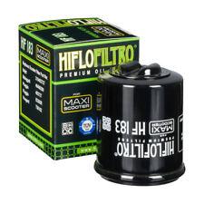 Hiflofiltro Filtro Olio Motore per Piaggio - Nero
