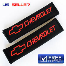 SHOULDER PADS SEAT BELT 2PCS FOR CHEVY CHEVROLET SP37 - US SELLER