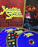 The Midnight Special 3 DVD SET LIVE,Heart,Santana,Jim Croce,Donna Summer,