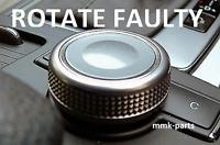 Repair Shaft axis alu pin Mercedes E-Klass W204 W212 Knob Comand Controller GLK