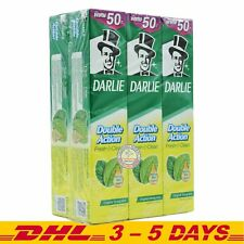 Darlie Double Action Toothpaste Two Mint Powers 170 g x 6