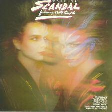 CD - Scandal  - Warrior - A95