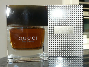GUCCI POUR HOMME EAU DE TOILETTE SPRAY 3.4 FL. OZ FULL ORIGINAL SEALED