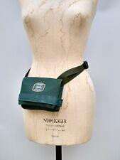 Rare Vintage Hermes Bumbag Waist pack Bag Small belt Nylon Shoulder Washbag Eau