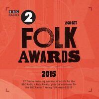 BBC Folk Awards 2015 [CD]