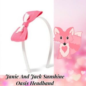 Janie And Jack Sunshine Oasis Headband