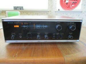 Pioneer SX-440 Vintage Receiver - Nice!