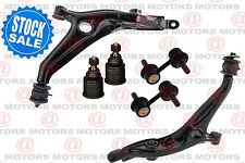 For Honda CR-V 2001 Front Lh & Rh Stabilizer Bar Link Control Arms Ball Joints