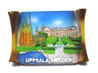 Uppsala Imán Suecia Recuerdo Poly Suecia Dom Universidad