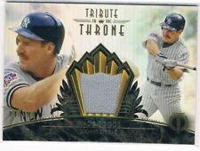 Topps Tribute 2014 Season Baseball Cards