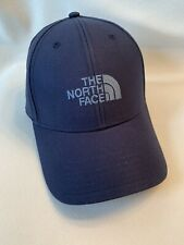 The North Face 66 Unisex One Size Classic Blue Hat New w Tags