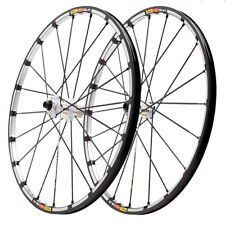 "The Mavic Crossmax SLR 27.5"" MTB Wheelset w/Adpaters Black/Silver"