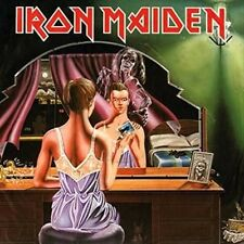 Iron Maiden Import Single Vinyl Records