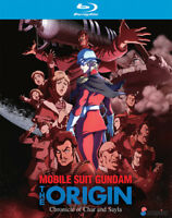 Mobile Suit Gundam The Origin: Chronicle Of Char And Sayla [New Blu-ray]