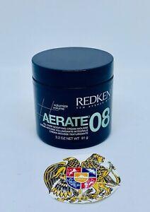 REDKEN AERATE 08 BODIFYING CREAM MOUSSE 3.2OZ