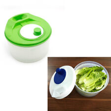 Kitchen Salad Lettuce Fruit Vegetable Spinner Strainer Big Colander Dryer Sifter