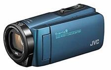 JVC Hi-Vision Memory Movie Everio R GZ-R480-A Navy Blue Quad Proof Video Camera