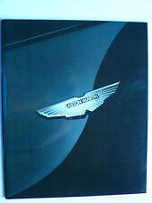 Prospekt Aston Martin V 8 Coupe/Volante, Vantage, DB 7/Volante, 1998, 40S+Preise