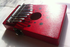 Electric Kalimba/Mbira 11 note Thumb piano