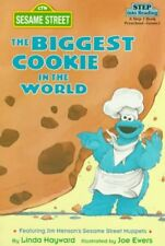 Biggest Cookie in the World (Step into Reading, St