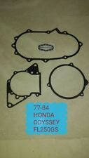 1977-84  HONDA ODYSSEY FL250S GASKET SET 3 PACK *RUBBER-REUSABLE*(ON SALE) FL250