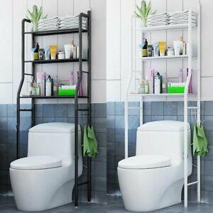 Toilettenregal Badregal Waschmaschinenregal WC-Regal Badezimmerregal Lagerregal