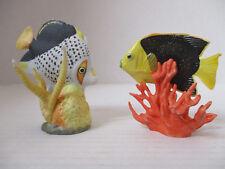 Franklin Mint Porcelain Fish Figurines - 2