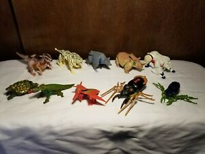 Hasbro Transformers Lot Of 10 Misc Action Figures