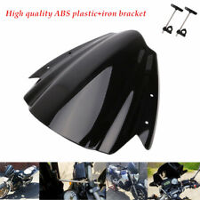 Motorcycle Windbreak Plate Front Windshield Cover FitFor BMW Yamaha FZ6 S2 Honda