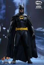 Hot Toys 1/6 DC Batman Returns Mms293 Michael Keaton Masterpiece Figure UK