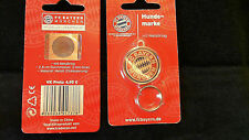 FCB FC Bayern München Hundemarke Emblem lizensiert 28mm beidseitig 3mm dick