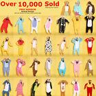 Kigurumi Adult onesie1 Unisex Fleece Animal Costumes Pajamas Cosplay Sleepwear
