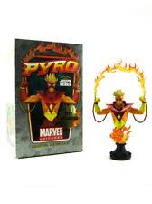 Bowen Designs Pyro Mini Bust Exclusive Marvel  X-Men New In Box