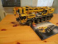 LEGO Technic Mobiler Schwerlastkran (42009), demontiert, nur einmal aufgebaut