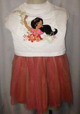 Disney's Princess Elena Avalor Graphic-Print Tutu Dress Girls Size 3T