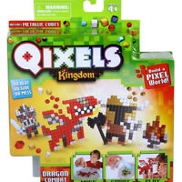 Qixels-Kit dragons de combat