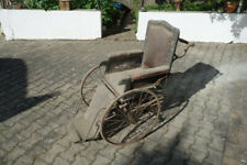 Rollstuhl antik Gründerzeit