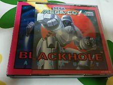 BLACKHOLE SEGA MEGA CD