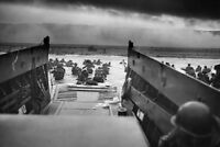 """Into the Jaws of Death D Day Normandy Invasion 4""""x 6"""" World War II WW2 Photo 14"""