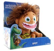 """10"""" Nuovo Ufficiale Disney Pixar THE Dinosaur parlando Spot Good Peluche Giocattolo morbido"""