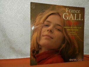 FRANCE GALL poupée de cire, poupée de son LP 33tours PHILIPS B 77.728 L France