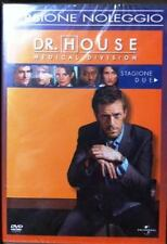 DvD DR. HOUSE Stagione 2 Box. 6 DvD   ......NUOVO
