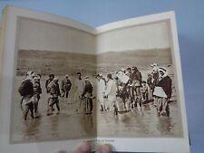 VINTAGE BOOK IN THE STEPS OF THE MASTER H V MORTON 1934 HARD BACK