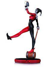 DC COMICS cover girls harley quinn statue * première édition * neuf en boîte 305/5200
